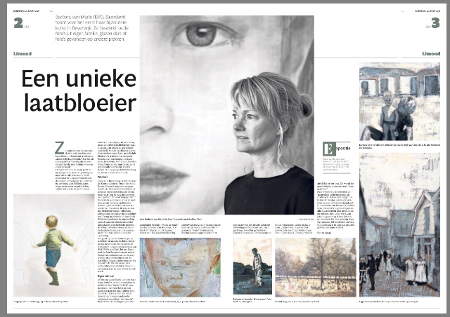 publicatie noord Hollands dagblad