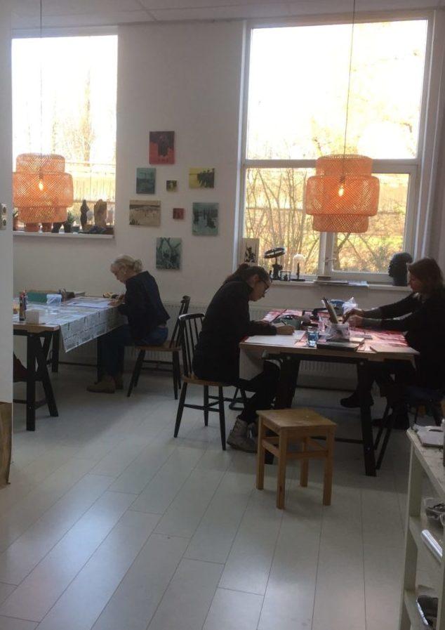 interieur atelier